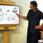 Drawing class Instructor Vladislav Yeliseyev