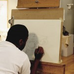 Intermediate drawing class
