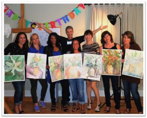 Birthday Painting Parties Sarasota