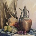 Oriental still life