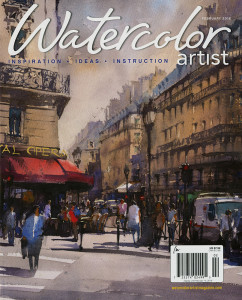 Watercolor Artist web