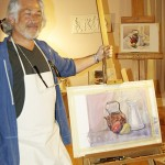 Watercolor Workshop Art Fine