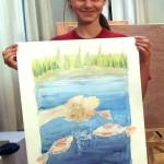 Watercolor imaginations Paulaweb