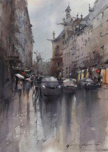 Paint ALong with Vladislav Yeliseyev